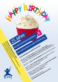 ecpat Happy Birthday Kinderrechte
